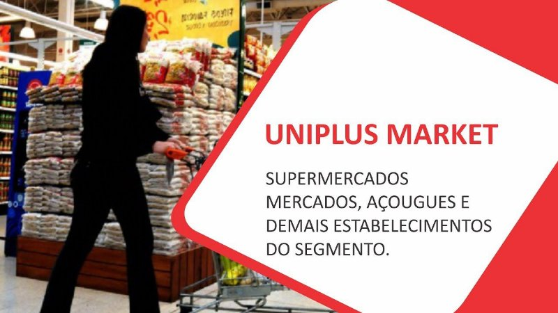 SISTEMA UNIPLUS MARKET - Solução para Mercados, Supermercados e Açougues
