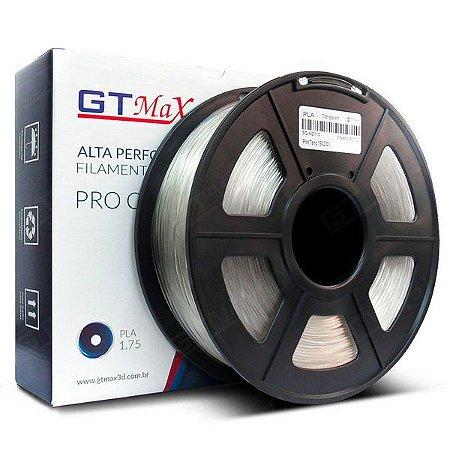 Filamento PLA Plus Natural (Transparente) - 1.75mm - 1KG