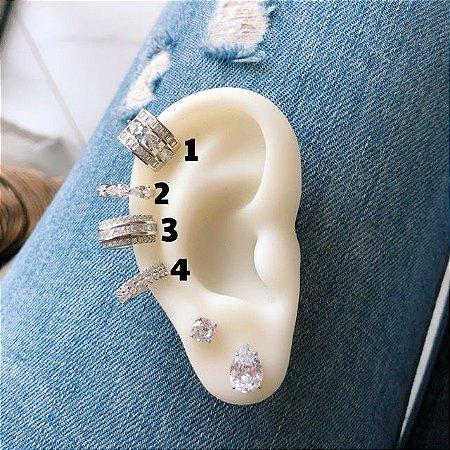 Piercing 2 PRATA 925