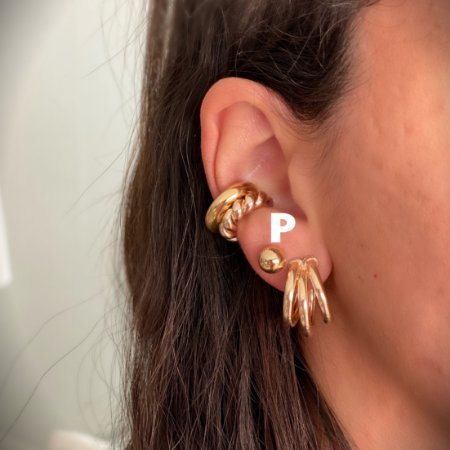 Piercing Liso Gold