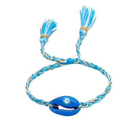 Pulseira Buzios BLUE