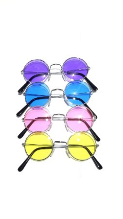 aac286ac31809 Óculos-Redondo-Colorido - Kabum Festas - Loja de Artigos de festa