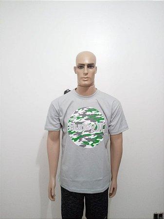 Camiseta Hurley com detalhes - Cor da linha - Moda Online  f43239f7651