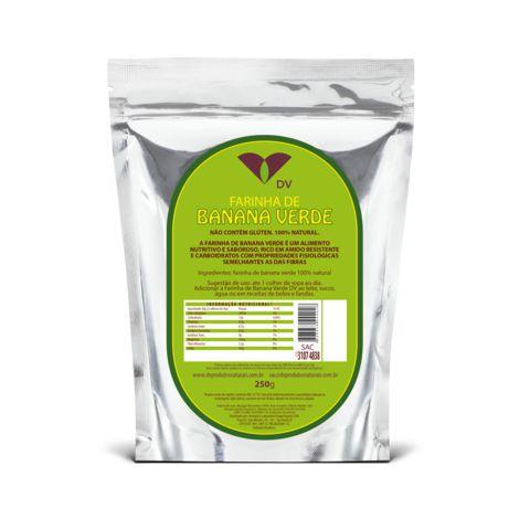 Farinha de Banana Verde DV 250g
