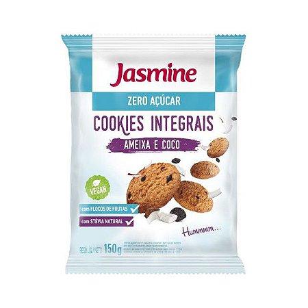 Cookies Integrais de Ameixa e Coco JASMINE Zero Açúcar