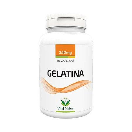 Gelatina VITAL NATUS 350mg 60 Cápsulas