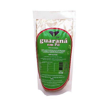 Guaraná em Pó DV 100g