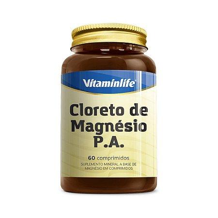 Cloreto de Magnésio P.A. VITAMINLIFE 60 Comprimidos