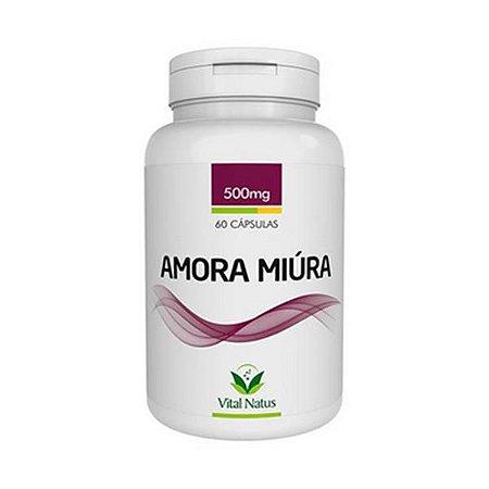 Amora Miura VITAL NATUS 500mg 60 Cápsulas