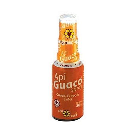 ApiGuaco Spray de Própolis Mel e Guaco APIS FLORA 30ml
