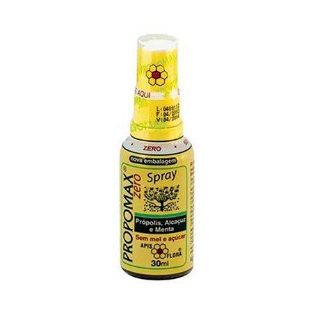 Propomax Spray de Própolis Verde e Menta (Sem Álcool) (Sem Açúcar) APIS FLORA 30ml