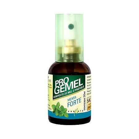 Progemel Spray de Própolis Mel Menta Forte PRONATU 30ml