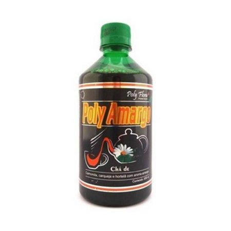 POLY AMARGO CHA 500ML POLY FLORA