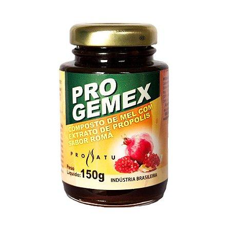 Progemex Composto de Mel Extrato de Própolis e Romã PRONATU 150g