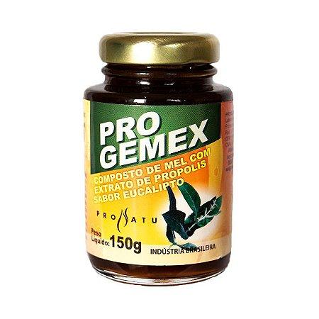Progemex Composto de Mel Extrato de Própolis e Eucalipto PRONATU 150g