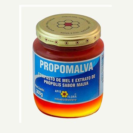 Propomalva Composto de Mel Extrato de Própolis e Malva APIS FLORA 300g