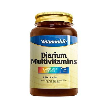 Diarium Multivitamin VITAMINLIFE 120 Comprimidos