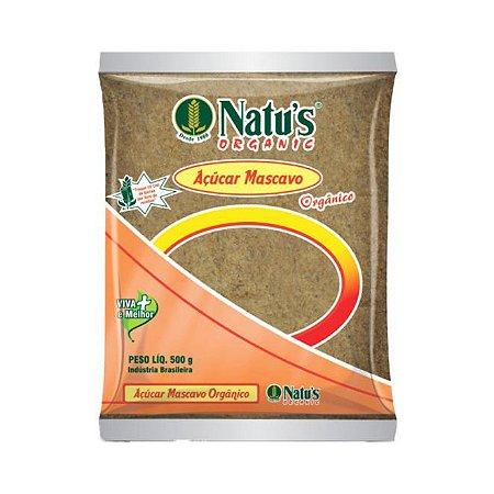 Açúcar Mascavo NATUS'S 500g