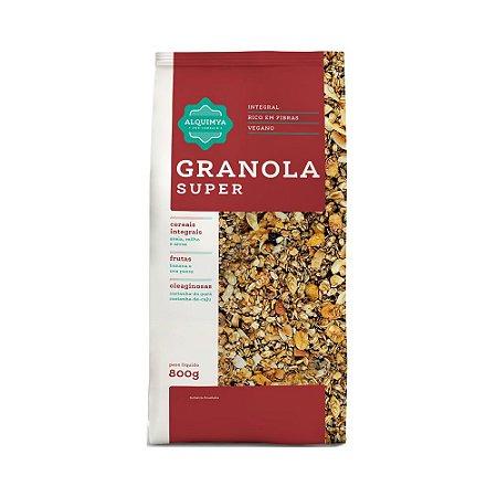 Granola ALQUIMYA Super 800g