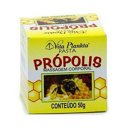 Pasta de Própolis para Massagem Corporal Vitalab (Vita Plankta) 50g