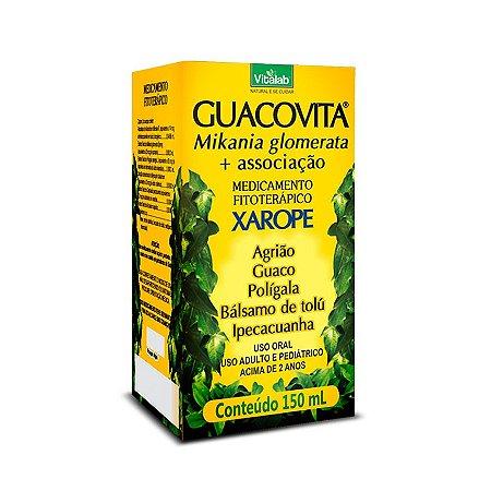 GUACOVITA XAROPE 150ML VITALAB