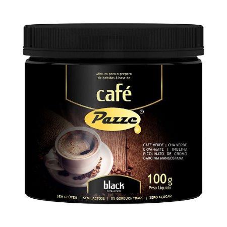 Café Fit PAZZE Sabor Black Extra Forte 100g