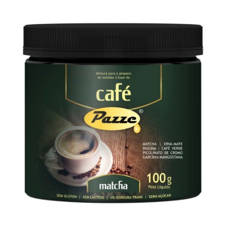 CAFE PAZZE MATCHA 100G