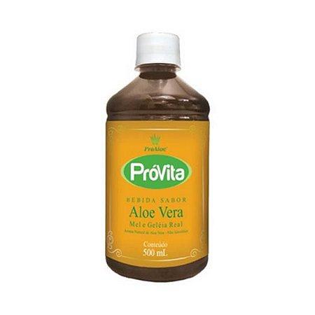Provita Suplemento de Vitamina C com  Aloe Vera PROALOE Sabor Mel 500ml