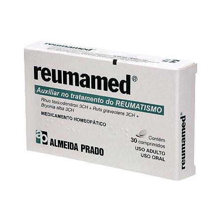 Reumamed Complexo Homeopático ALMEIDA PRADO (Reumatismo) 30 Comprimidos