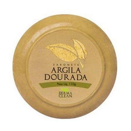 Sabonete de Argila Dourada DERMACLEAN 100g