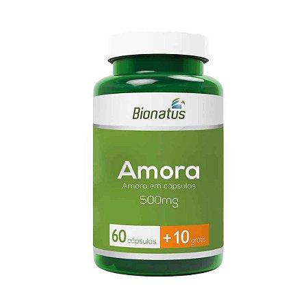 Amora BIONATUS 500mg 70 Cápsulas