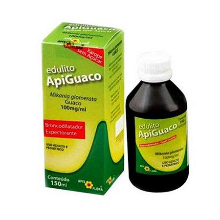 ApiGuaco Xarope de Guaco Edulito (Sem Açúcar) APIS FLORA 150ml