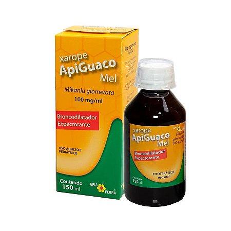 ApiGuaco Mel Xarope de Guaco APIS FLORA 150ml