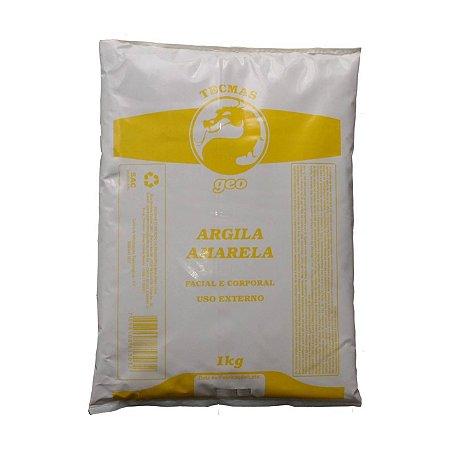 Argila Amarela TECMAS GEO 1Kg
