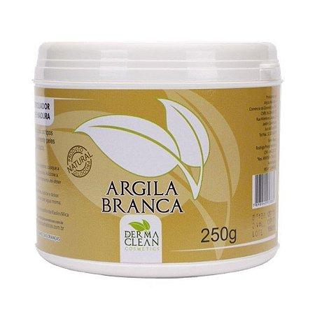 Argila Branca em Pó (Remove Manchas e Acne) DERMACLEAN 250g