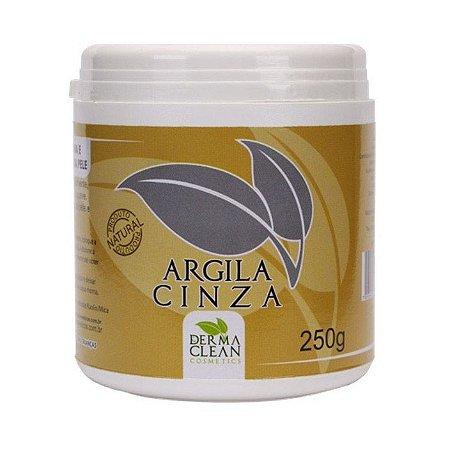 ARGILA CINZA 250G DERMA CLEAN