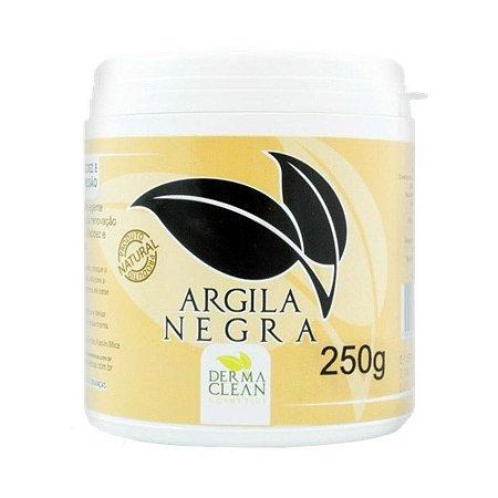 ARGILA NEGRA 250G DERMA CLEAN