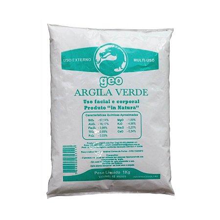Argila Verde TECMAS GEO 1Kg