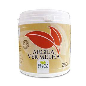 ARGILA VERMELHA 250G DERMA CLEAN