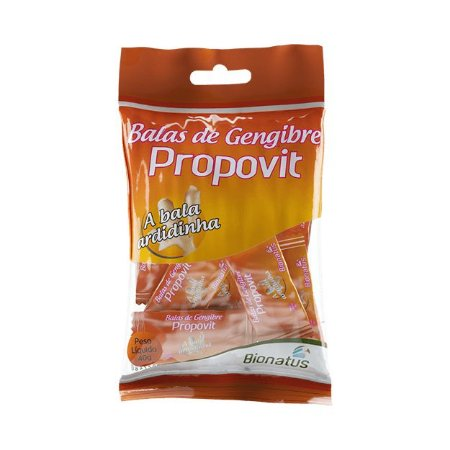 Bala de Gengibre Propovit BIONATUS 40g