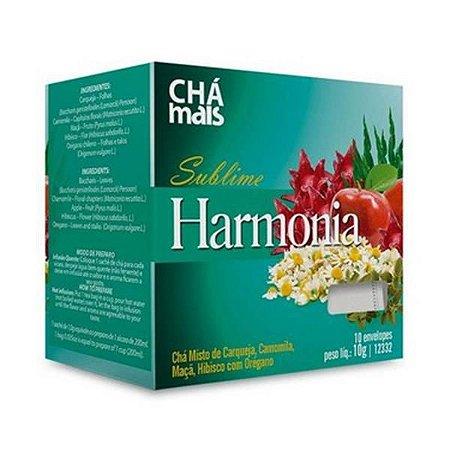 Chá Harmonia CHÁ MAIS 10 Sachês