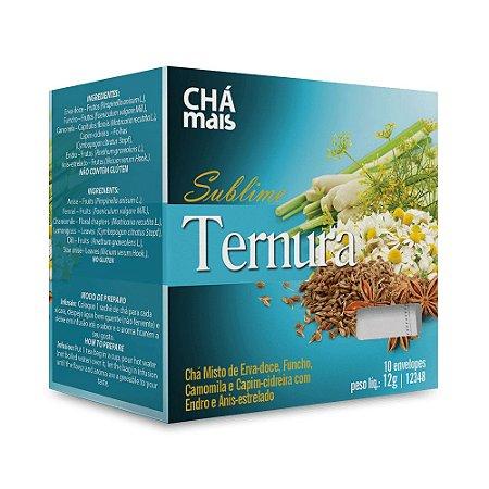 Chá Sublime Ternura CHÁ MAIS 10 Sachês