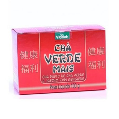 CHA VERDE + 100G VITALAB