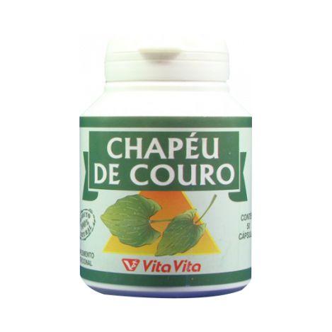 Chapéu de Couro VITA VITA 300mg 50 Cápsulas
