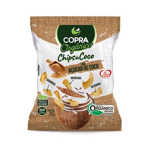 Chips de Coco COPRA 20g