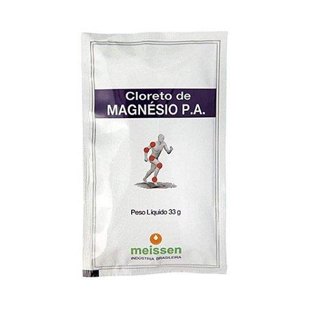 CLORETO DE MAGNESIO 33G MEISSEN