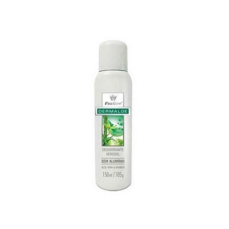 Desodorante Aloe e Bamboo s/alum 150ml PROALOE