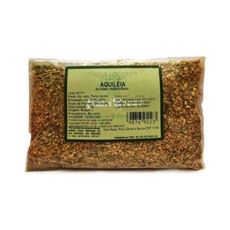 Aquiléia (Achilea millefolium) Partes Aéreas NUTRI ERVAS 30g