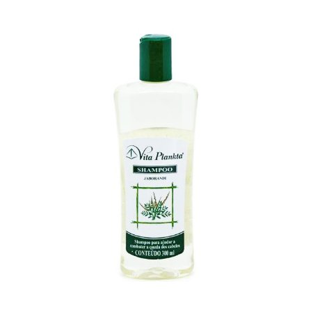 Shampoo Jaborandi VITA PLANKTA Antiqueda 300ml
