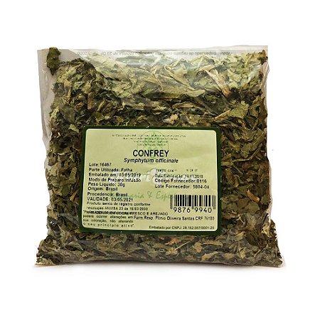 Confrey (Symphytum officinale) Folha NUTRI ERVAS 30g